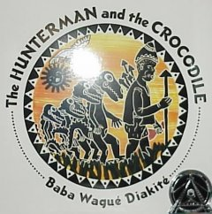 The Hunterman and the Crocodile