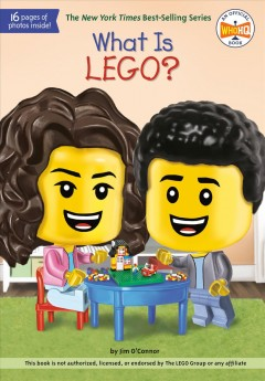 What is LEGO? / by Jim O