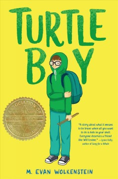 Turtle boy / M. Evan Wolkenstein.
