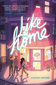 Like home / Louisa Onomé.