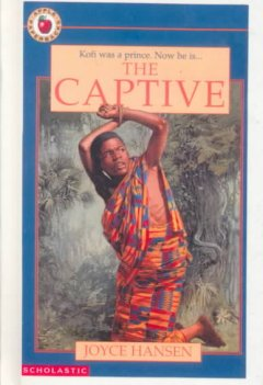 The Captive (Turtleback School & Library)