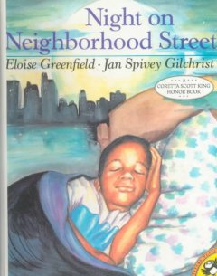 Night on Neighborhood Street (Turtleback School & Library)
