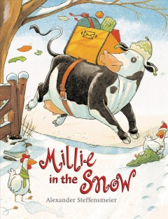 Millie in the snow / Alexander Steffensmeier.