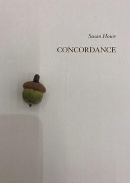 Concordance / Susan Howe.