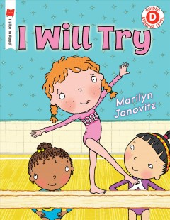 I will try / Marilyn Janovitz.