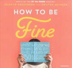 how to be fine (audio)