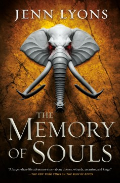 The memory of souls / Jenn Lyons.