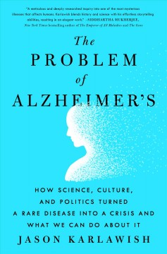 The problem of Alzheimer