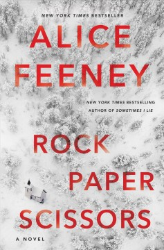 Rock paper scissors / Alice Feeney.