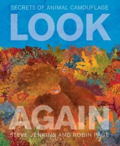 Look again : secrets of animal camouflage / Steve Jenkins and Robin Page