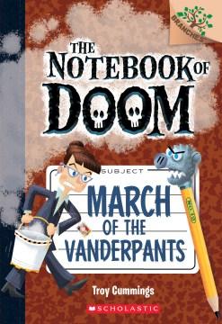 March of the Vanderpants / by Troy Cummings.