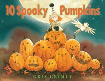 10 spooky pumpkins / Gris Grimly.