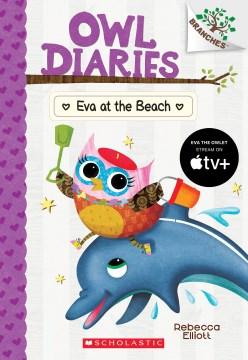 Eva at the beach / Rebecca Elliott.