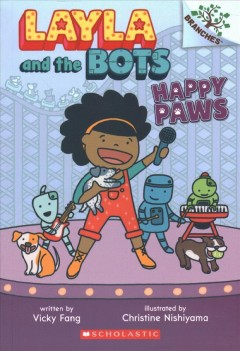 Happy paws / written by Vicky Fang ; illustrated by Christine Nishiyama.