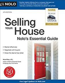 Selling your house : Nolo