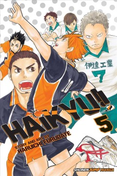 Haikyu!! 4, Rivals! / story and art by Haruichi Furudate ; translation by Adrienne Beck ; touch-up art & lettering, Erika Terriquez.