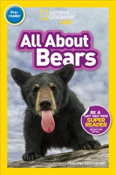 All about bears / Jennifer Szymanski.