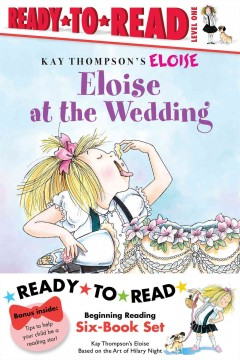 Eloise Ready-To-Read Value Pack: Eloise
