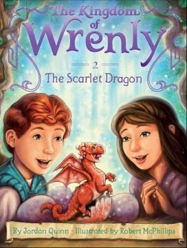 The scarlet dragon / by Jordan Quinn ; illustrated by Robert McPhillips.