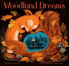 Woodland dreams / by Karen Jameson ; pictures by Marc Boutavant.