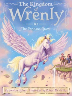 The Pegasus quest / by Jordan Quinn ; illustrated by Robert McPhillips.