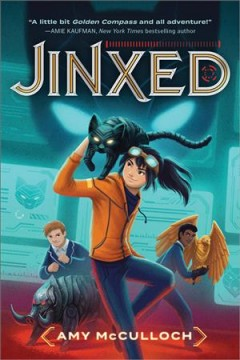 Jinxed / Amy McCulloch.