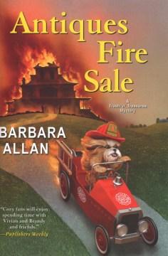 Antiques fire sale / Barbara Allan.