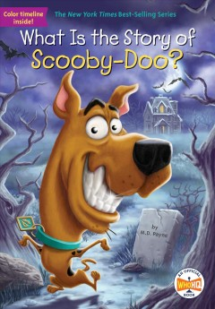 What is the story of Scooby-Doo? / by M. D. Payne ; illustrated by Andrew Thomson.