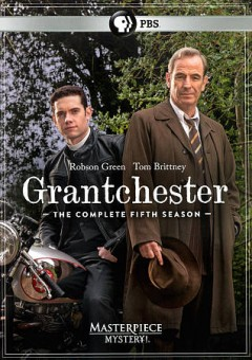 Grantchester. The complete fifth season