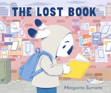 The lost book / Margarita Surnaite.