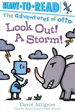 Look out! a storm! / David Milgrim.