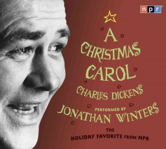 A Christmas carol / Charles Dickens ; [performed by Jonathan Winters].