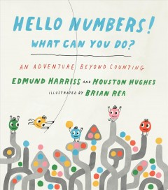 Hello numbers! What can you do? : an adventure beyond counting / Edmund Harriss and Houston Hughes ; illustrated by Brian Rea.