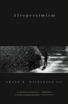 Frank B. Wilderson III, Afropessimism