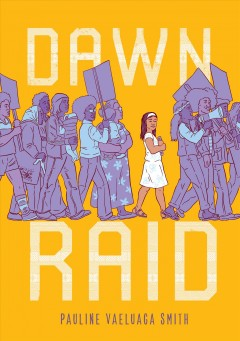 Dawn raid / by Pauline Vaeluaga Smith ; illustrated by Mat Hunkin.