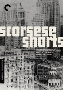 Scorsese shorts filmmaker, Martin Scorsese.