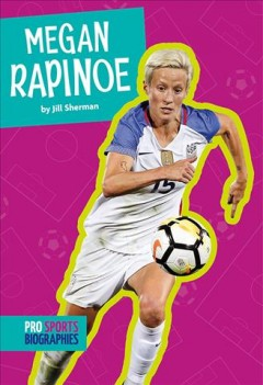 Megan Rapinoe / by Jill Sherman.