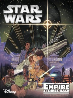 Star Wars, the empire strikes back : graphic novel adaptation / manuscript adaptation, Alessandro Ferrari ; character studies, Igor Chimisso ; layout, Matteo Piana ; clean up and ink, Igor Chimisso ; paint (background and settings), Davide Turotti ; paint (characters), Kawaii Creative Studio.