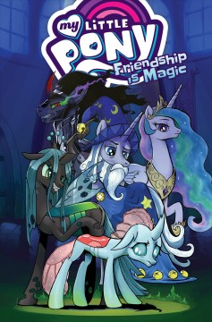 my little pony volume 19