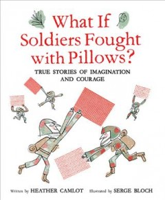 what if soldiers fought with pillows