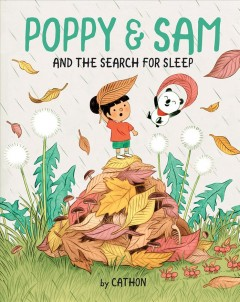 Poppy & Sam and the search for sleep / by Cathon ; translated by Susan Ouriou.