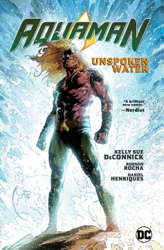 aquaman unspoken water