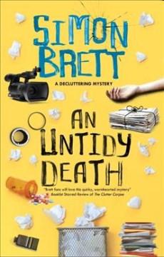 An untidy death / Simon Brett.