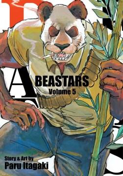 Beastars. Volume 5 / story & art by Paru Itagaki ; translation, Tomoko Kimura ; English adaptation, Annette Roman ; touch-up art & lettering, Susan Daigle-Leach.