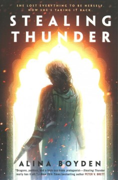 Stealing thunder / Alina Boyden.