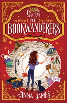 The bookwanderers / Anna James ; illustrated by Paola Escobar.