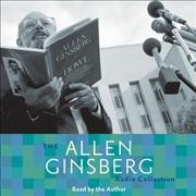 The Allen Ginsberg audio collection.