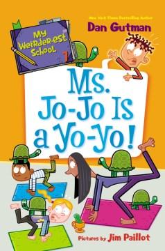 Ms. Jo-jo is a yo-yo!