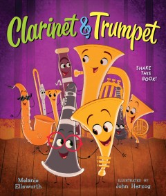 Clarinet and Trumpet Book : Shake This Book!.