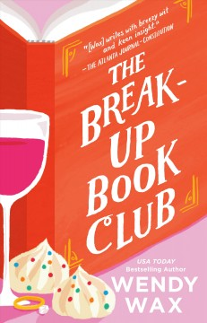 The break-up book club by Wax, Wendy